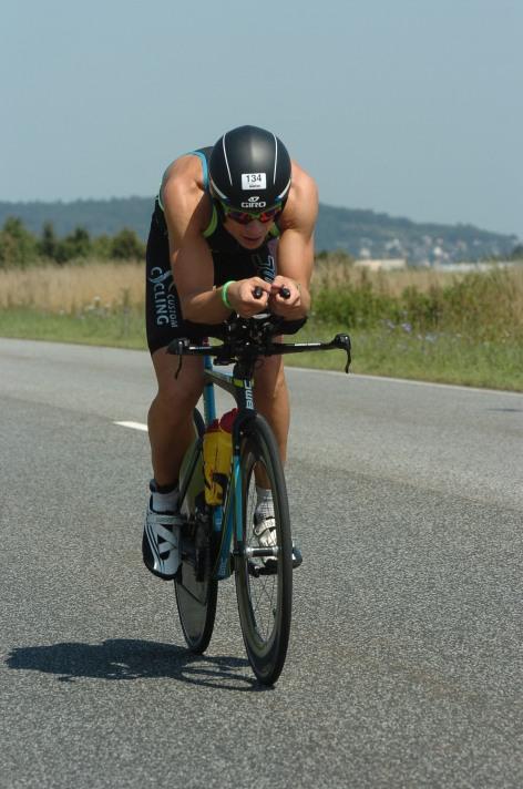 Radstrecke Ironman FFM 2013
