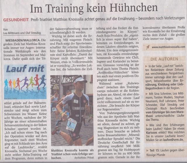 Bericht Wiesbadener Kurier 001