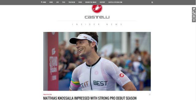 Castelli Season Review